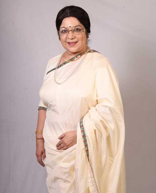 Actress Latha