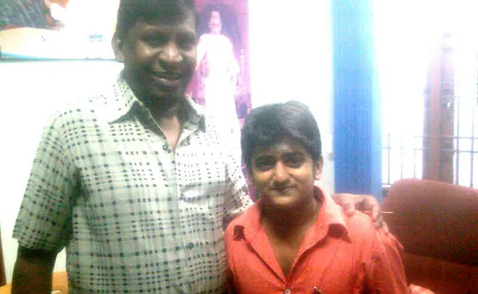 Ambani Shankar and Vadivelu