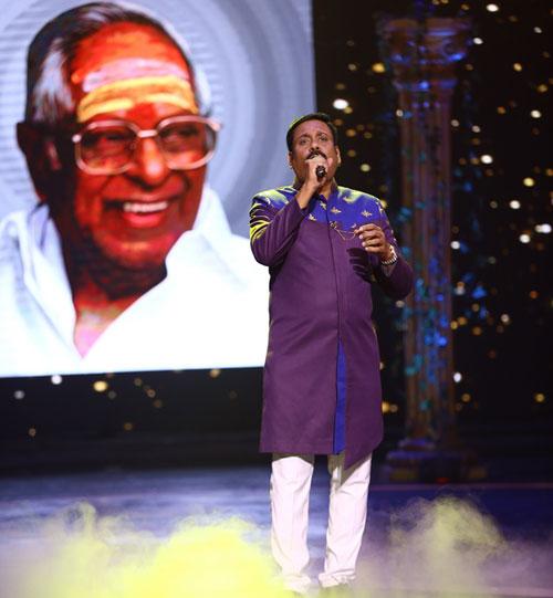 Singer Anandhu