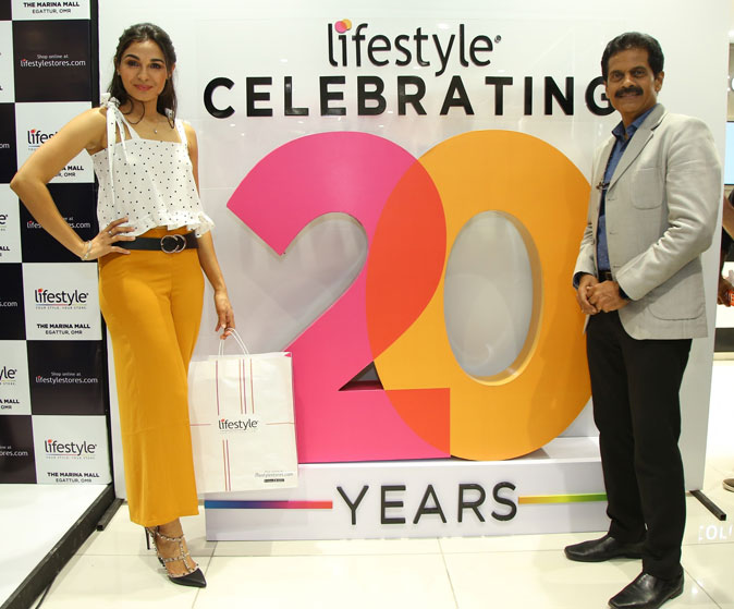 Andrea in Life Style Show Room
