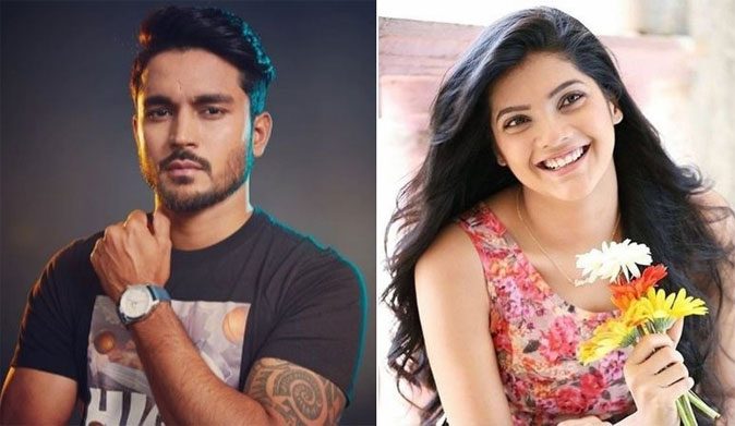 Ashritha Shetty and Manish Pandey