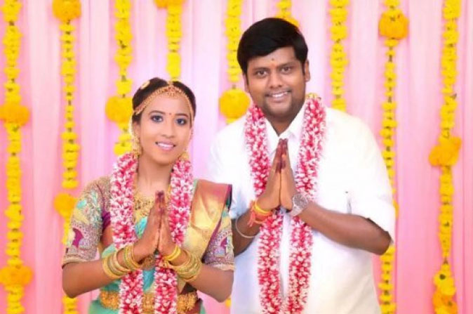 Kumki Ashwin Marriage