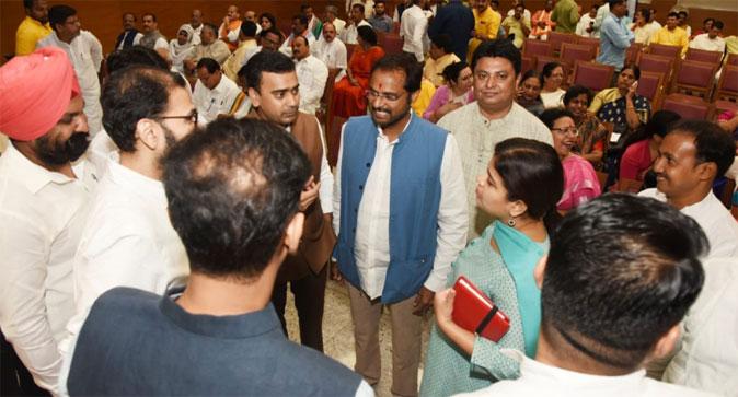 AP Muruganandham BJP