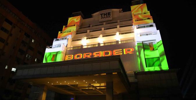 Border Title Launch