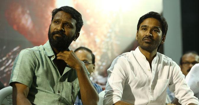 Dhanush and Vetrimaran