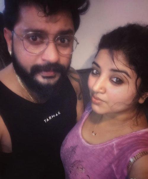 Eshwar and Mahalakshmi