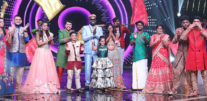 Singing Stars in Colors Tv