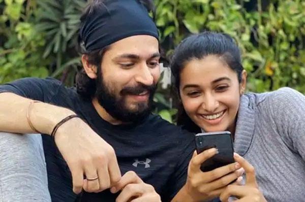 Priya Bhavani Shankar and Harish Kalyan