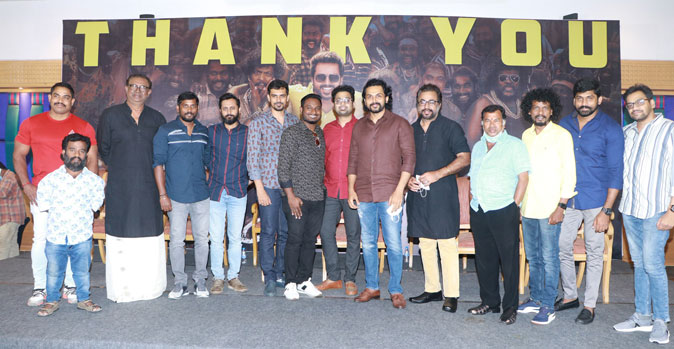 Sulthan Success Meet