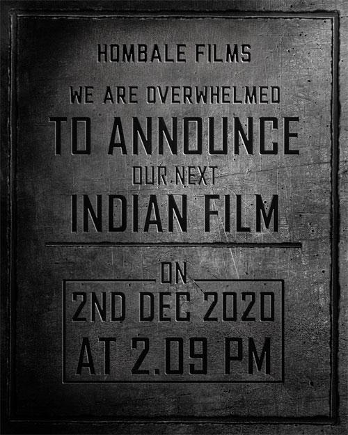 Hombale films