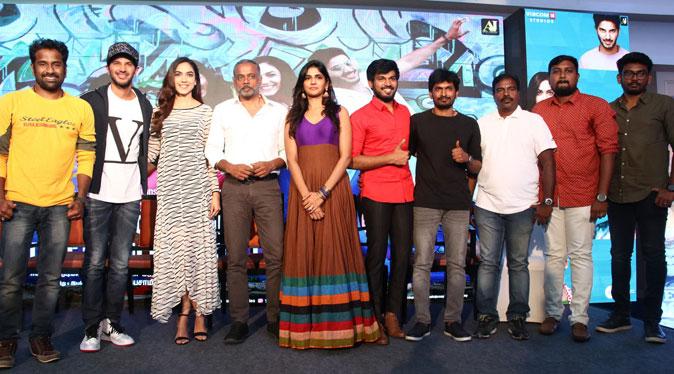 Kannum Kannum Kollaiyadithal Success Meet