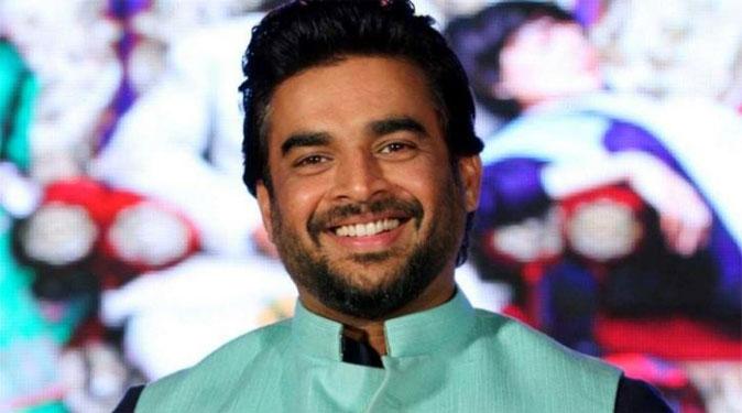 Actor Madhavan