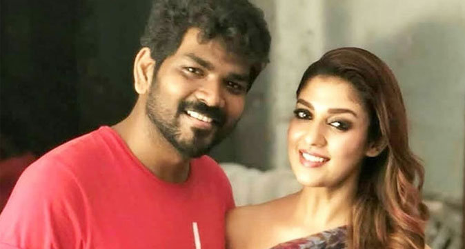 Nayanthara and Vignesh Shivan