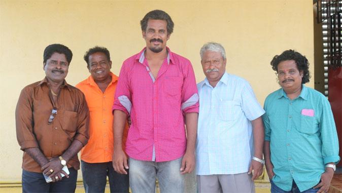 Perunali Movie Photo