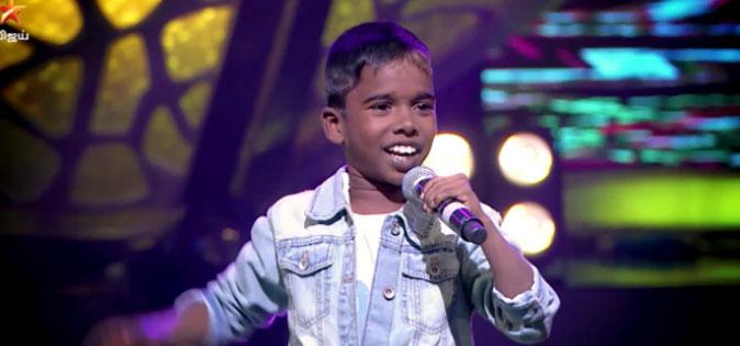Super Singer Poovaiyar