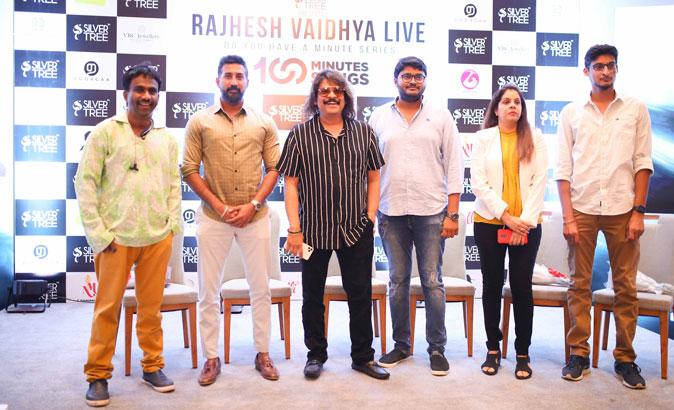 Rajesh Vaidhya Live