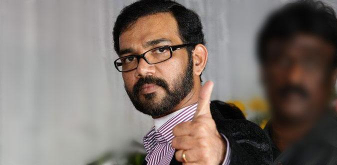 Director Ramana