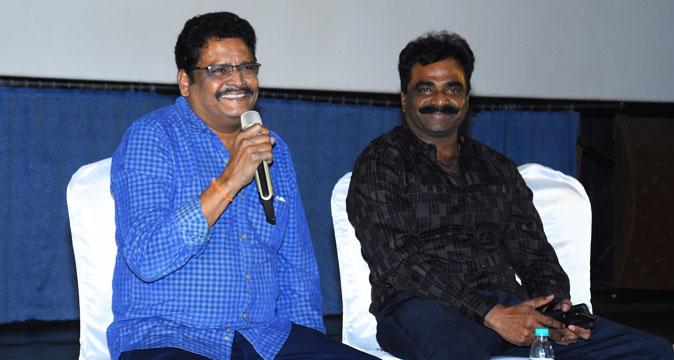 Rockline Venkatesh and KS Ravikumar