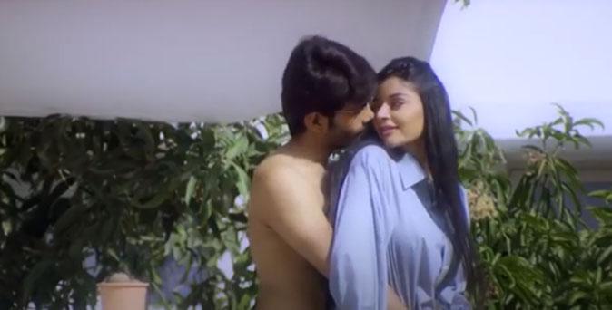 Sanam Shetty and Ragav