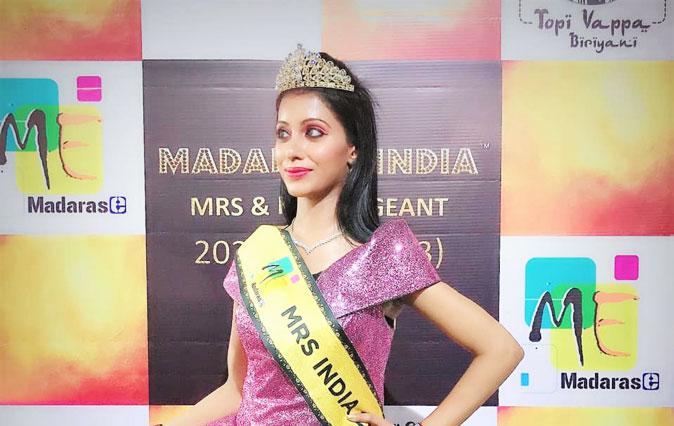 Shreayaa Sumi