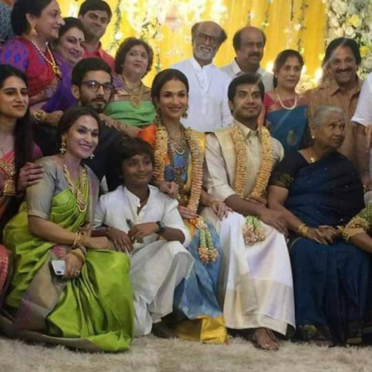 Soudnarya weds Vishagan
