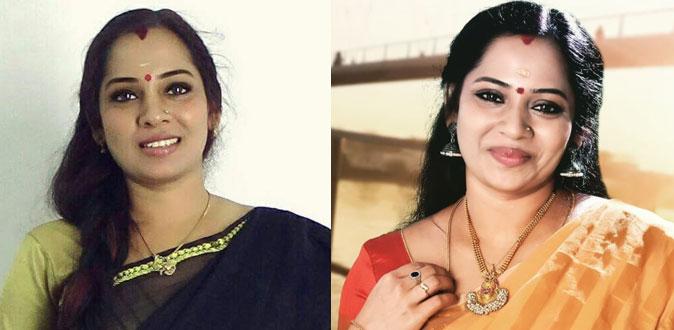 Actress Tamil Selvi