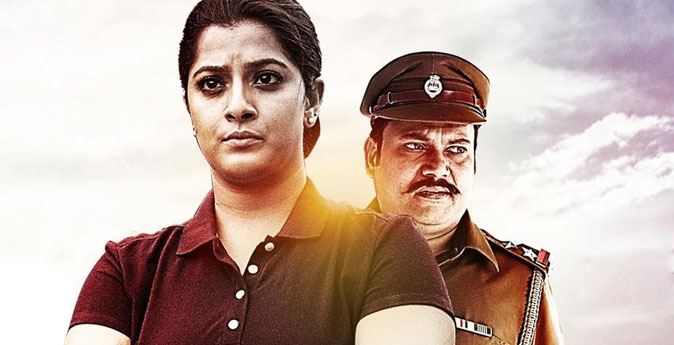 Durai Sudhakar and Varalakshmi in Danny