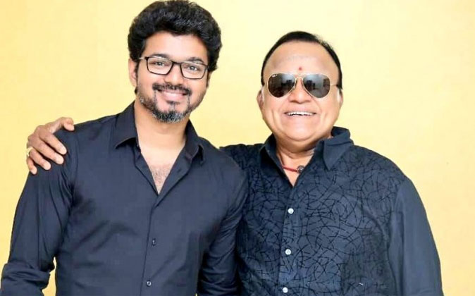 Vijay and Radharavi