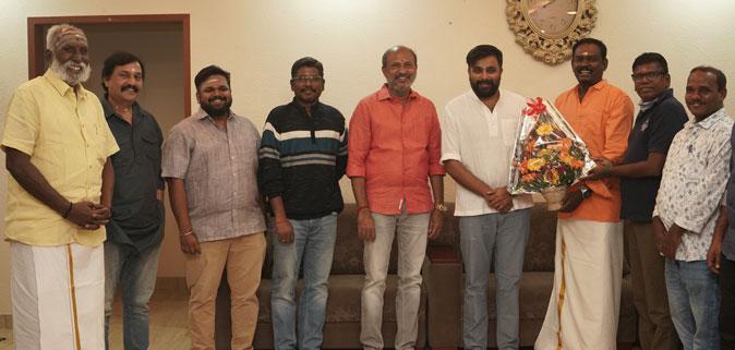 Sasikumar New movie pooja