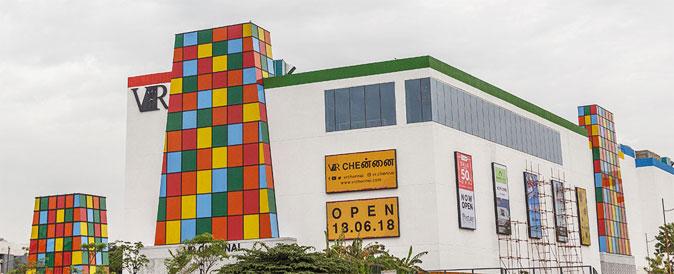 VR Chennai