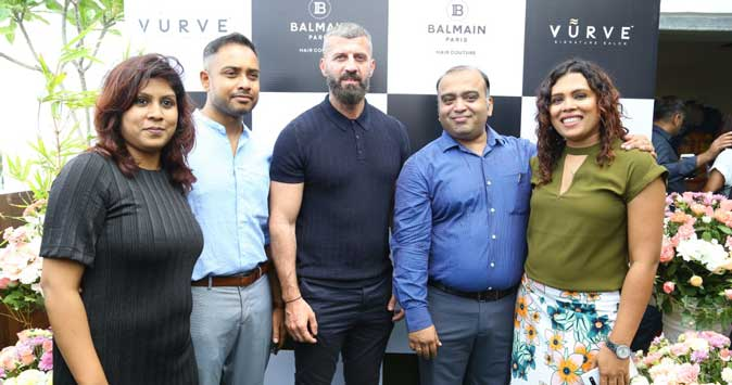 Vurve Salon at ECR