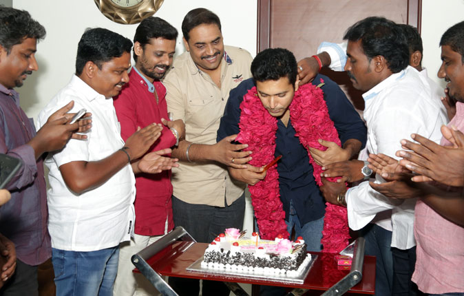 Actor Jayam Ravi Birthday Celebration 2018 Stills