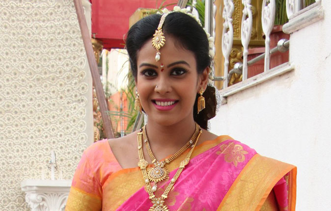 Actress Shanthini Stills