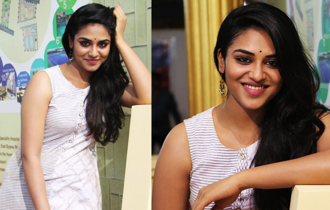 Actress Indhuja Stills