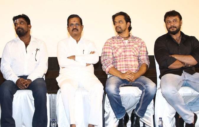 Kuruksethram Movie Press Meet Stills