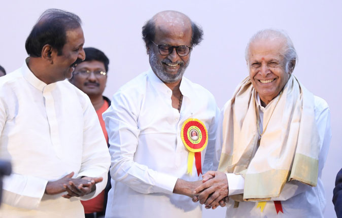 Writer Kalaignanam Felicitation Event Stills