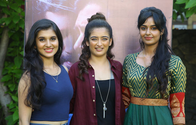 Fingertip Web Series Press Meet Stills