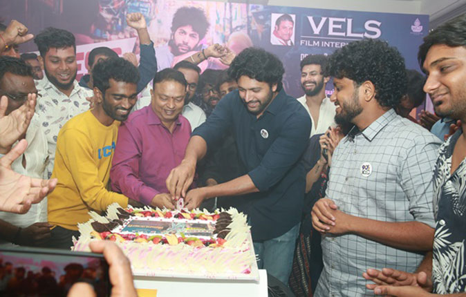 Comali Movie Success Party Stills