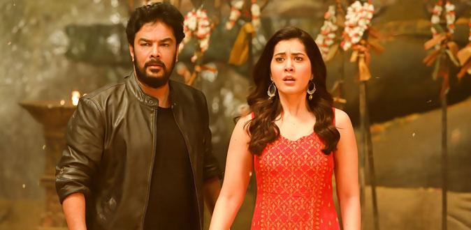 'அரண்மனை 3' விமர்சனம்