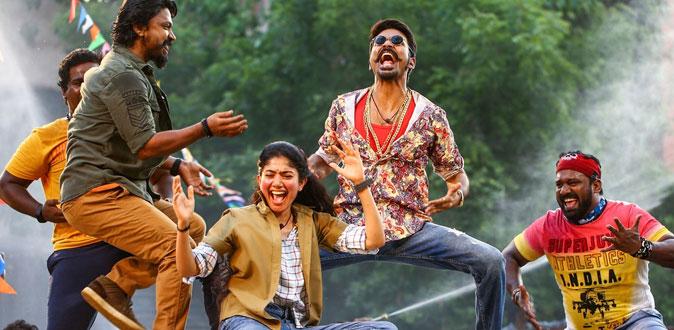 'மாரி 2' விமர்சனம்