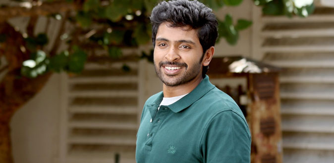 Vikram Prabhu in director Maniratnam movie