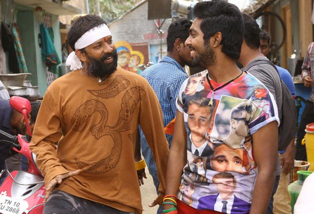 GV Prakash as 'Kuppathu Raja'