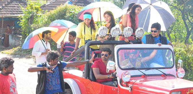 'Santhoshathil Kalavaram' Movie Press Release