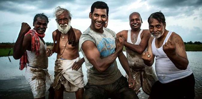 விஷால் படத்தை கைப்பற்றிய விஜய் பட தயாரிப்பாளர்!