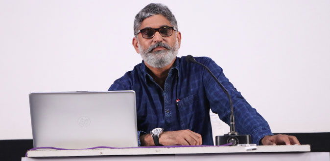 Actor and Director Suresh Chandra Menon launches 'My Karma' Mobile App