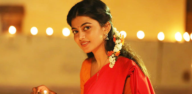 Anandhi gets onboard for 'Raavana Kottam'