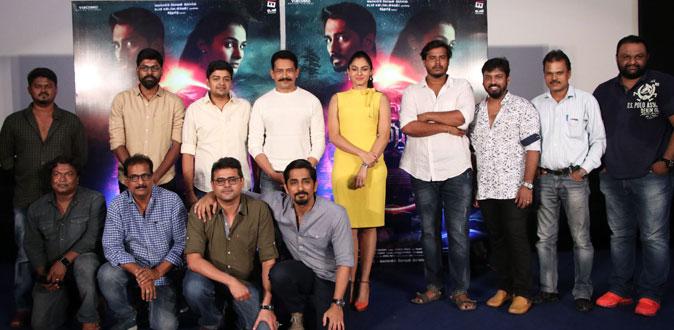 'Aval'  produced by Viacom18 and Siddharth's 'Etaki Entertainment'