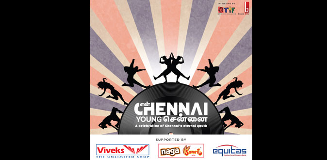 Chennai redefined by its youth for Generations
