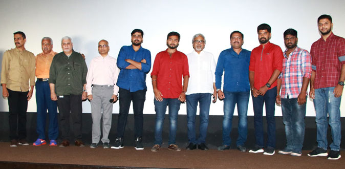 200 Plus Theatres to start screening Moviebuff FirstClap short film