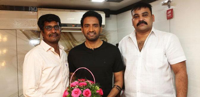 Director Kannan join with Santhanam